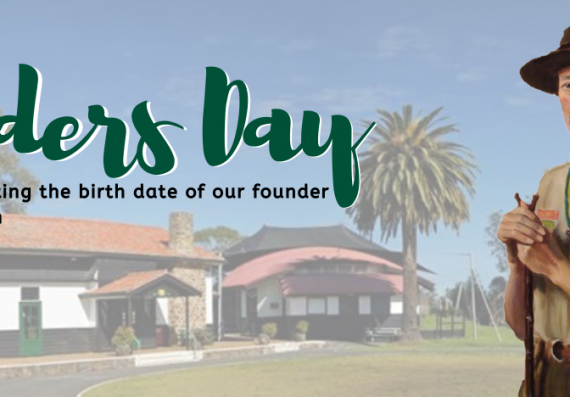Founders Day - banner