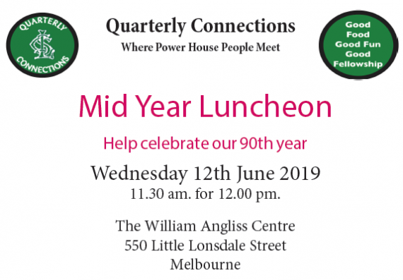 QCL mid year luncheon 2019