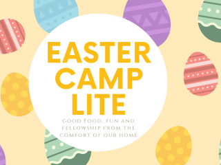 Easter Camp at Somers